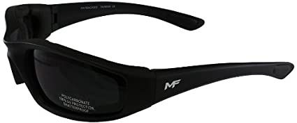 f7c405f4da Image Unavailable. Image not available for. Color  MF Payback Sunglasses (Black  Frame Super Dark ...