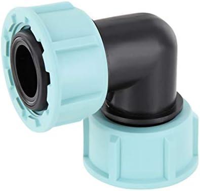 REKUBIK Winkel 90° 2X 1 Innengewinde Überwurfmutter mit O-Ring