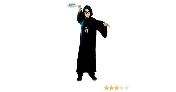 Carnaval - Disfraz de Harry Potter para niño, talla 4-6 años ...