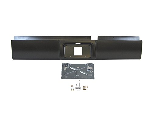 Bundle-Rear-Steel-Roll-Pan-Fold-Down-License-Plate-Holder-Flip-Bracket-with-Light-For-2002-2008-Dodge-Ram-1500-2003-2009-Ram-2500-3500-Pickup