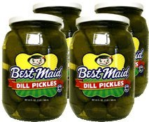 Best Maid Dill Pickles 32 oz