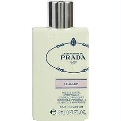 (Prada Infusion De Oeillet By Prada Eau De Parfum .27 Oz Mini)