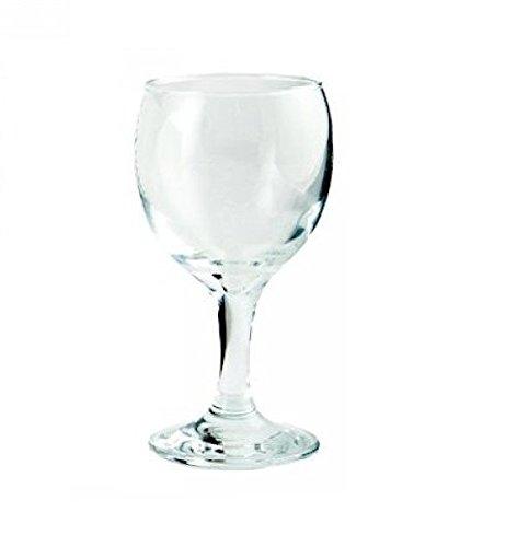 Pasabahce Glass Wine Glass   Set of 6, Transparent, 290ml