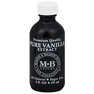 - Morton & Bassett Spices Pure Vanilla Extract, 2 fl oz, (Pack of 3)