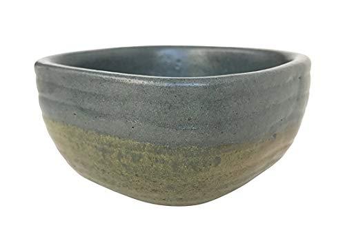 Cafe Ceramic Small Square Bowl Handmade by Fair Trade Artisans (Square)