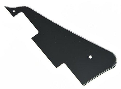 3-ply Electric Guitar Pickguard Scratch Plate Black - 2