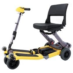 Luggie Compact Electric Folding Mobility Scooter - FR168-4(IT):