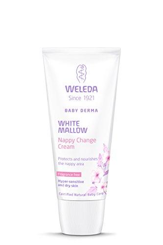 Weleda: Weiße Malve Babycreme (50 ml)