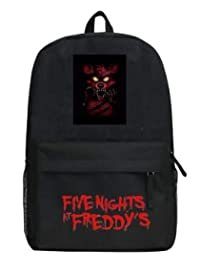 Backpacks - Five Nights at Freddys Kids Backpacks Freddy Chica Foxy FNAF Shoulders Bag Mochila Children