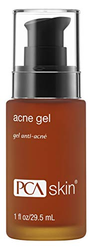 PCA SKIN Acne Gel - 2% Salicylic Acid Face and Spot Treatment, 1 fl. oz.