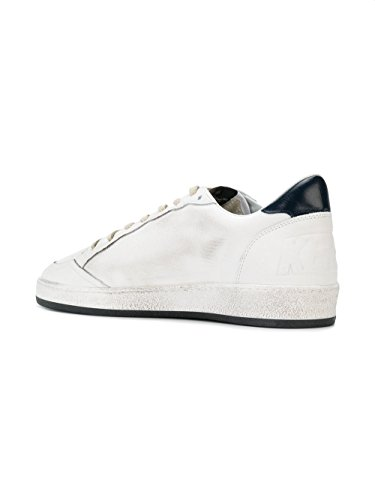 Sneakers Golden Goose Mens G32ms592g6 In Pelle Bianca