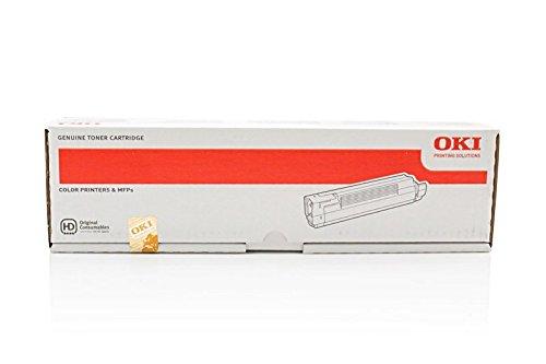 Original OKI 44059168  , für MC 851 CDTN Premium Drucker-Kartusche, Schwarz, 7000 Seiten