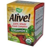 Nature Way Alive! La vitamine C bio 120g, poudre