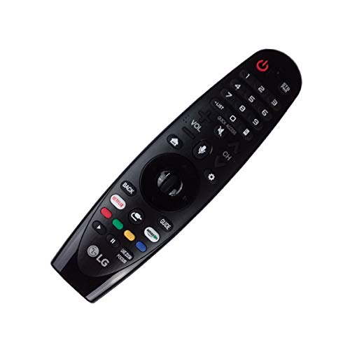 OEM LG AN-MR18BA Magic Remote Control with Netflix and Amazon Buttons Voice Mate for All 2018 4K UHD Smart LG Televisions OLED65W8PUA OLED77W8PUA OLED43W8PUA OLED49W8PUA OLED50W8PUA OLED55W8PUA by LG (Image #2)