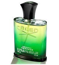 Creed Vetiver Original FOR MEN by Creed - 4.0 oz EDT Spray
