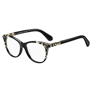 Eyeglasses Kate Spade Johnna 0WR7 Black Havana