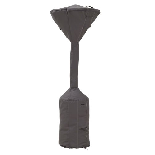 Classic Accessories 55-175-015101-EC Ravenna Stand Up Patio Heater Cover, Taupe
