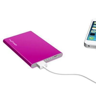 Mycharge - Razorplus Portable Power Bank - Pink