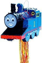 Thomas 3D Pull Pinata by Party America