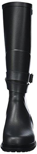 Gris metallic Agua De Aigle Botas Para Mujer Macadames YwfOq8