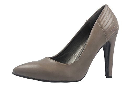 Machado Damen Andres Pumps in Grau Übergrößen Schuhe d5qqOwxr