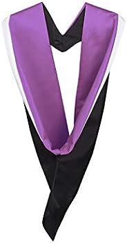 University academic graduation hood (Bachelor) - UK style hood only