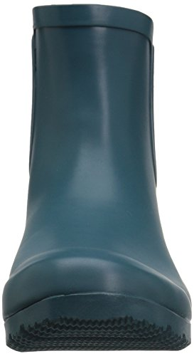 Mujer Roma Chelsea Teal Matte Boots ErT8xqfE