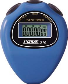 Ultrak 310 Event Timer Blue