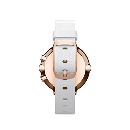 Pebble Time Round 14mm Smartwatch for Apple/Android Devices - Rose Gold by Pebble Technology Corp (Image #5)