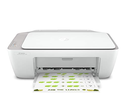 HP Deskjet Ink Advantage 2338 Colour Printer, Scanner and Copier for Home/Small Office, Compact Size, Easy Set-up…