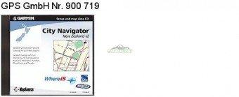 Software Mapsource Navigator City (Garmin City Navigator 2008 New Zealand Map CD-ROM (Windows))