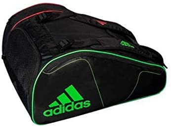 All for Padel Racket Bag Tour Paletero, Adultos Unisex, Red/Green ...