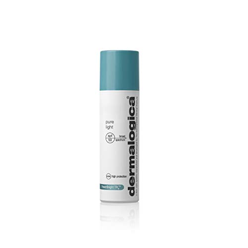 Dermalogica Powerbright TRX Pure Light SPF 50 Face Moisturiser, 1.7 Ounce