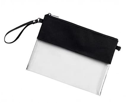591668e14fa6 Image Unavailable. Image not available for. Color  Clear Crossbody Purse or Stadium  bag