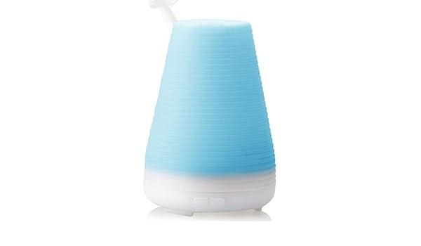 Amazon.com: eDealMax 100 ml de aceite esencial humidificador de Vapor frío Con el modo de niebla Ajustable, sin agua automático de cierre y 7 Luces LED de ...