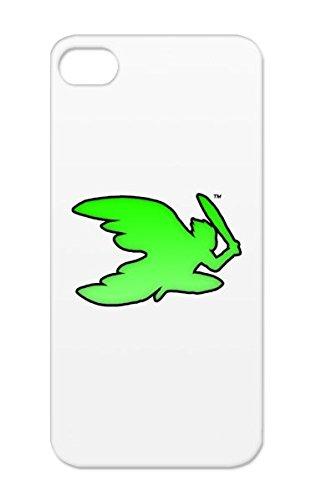 Amazon.com: Angel Rain Tsubasa Green Cover Case For Iphone 5 ...
