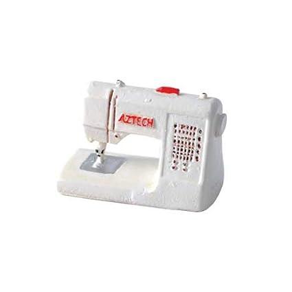 Amazon Dollhouse Miniature Modern Sewing Machine Toys Games Best Modern Sewing Machine