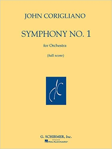 Full Score Symphony No 1