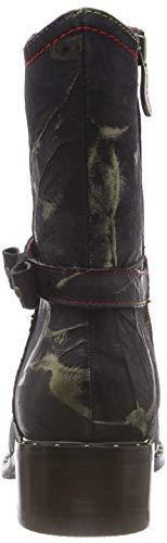 Noir Noir Ankle Black Women's Boots 04 Laura Vita Emma wzA8Cw6q