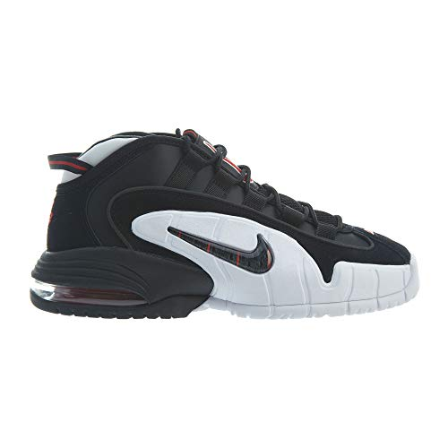 Max Scarpe Basket Nike Multicolore Da university black Air white Uomo black Penny 003 Red 5qTcFFtaX