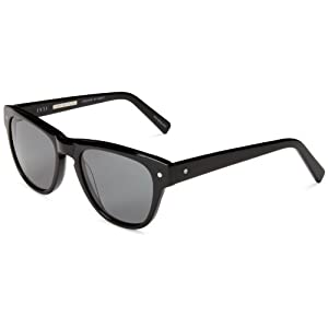 eco Toronto Square Sunglasses, Black, 54 mm
