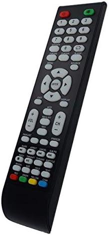 Mando a Distancia para TV Schneider Smart-Tech LE2219 LE2419D LE2822 LE32D7 LE3918: Amazon.es: Electrónica