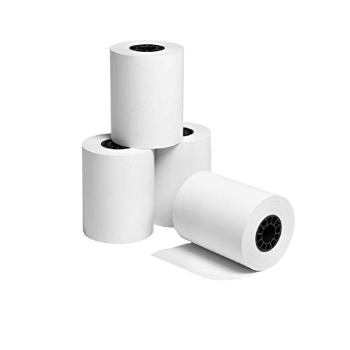 Clover Station Thermal Paper Rolls 3 1/8
