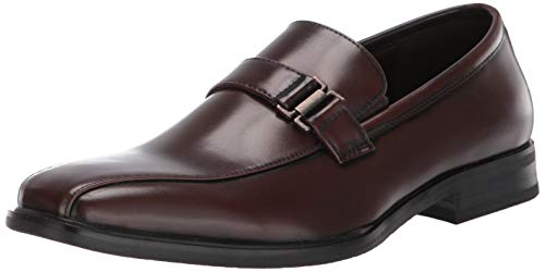 Unlisted by Kenneth Cole Men's City Loafer B, Brown 8.5 M US