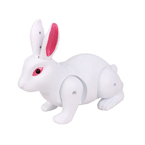 Charming Magical Imaginary Robotic Pets Robotic Animals Cute White Electrical Rabbit Toy Greatest Reward for Youngsters  Opinions