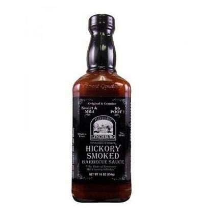 (Lynchburg Tennessee Whiskey Hickory Smoked BBQ)
