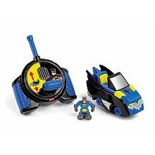 (Fisher-Price FISHER PRICE GeoTrax Super Friends Turbo Remote Control Vehicle -)