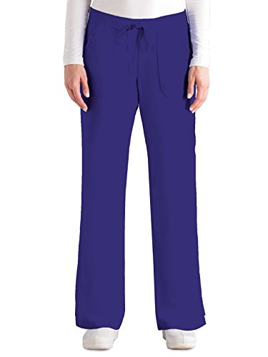 Grey's Anatomy 4245 Cargo Pant Purple Rain XXS Tall by Barco