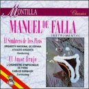 Manuel De Falla, ,