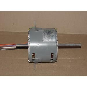 Emerson ka55hxser 7091 1 3hp double shaft motor 230 volt for Emerson electric motor model numbers